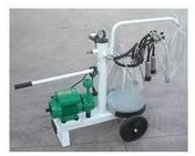 Agromilk - Model AM/T115 - AM/TC115 - Portable Milking Machines & Bucket System