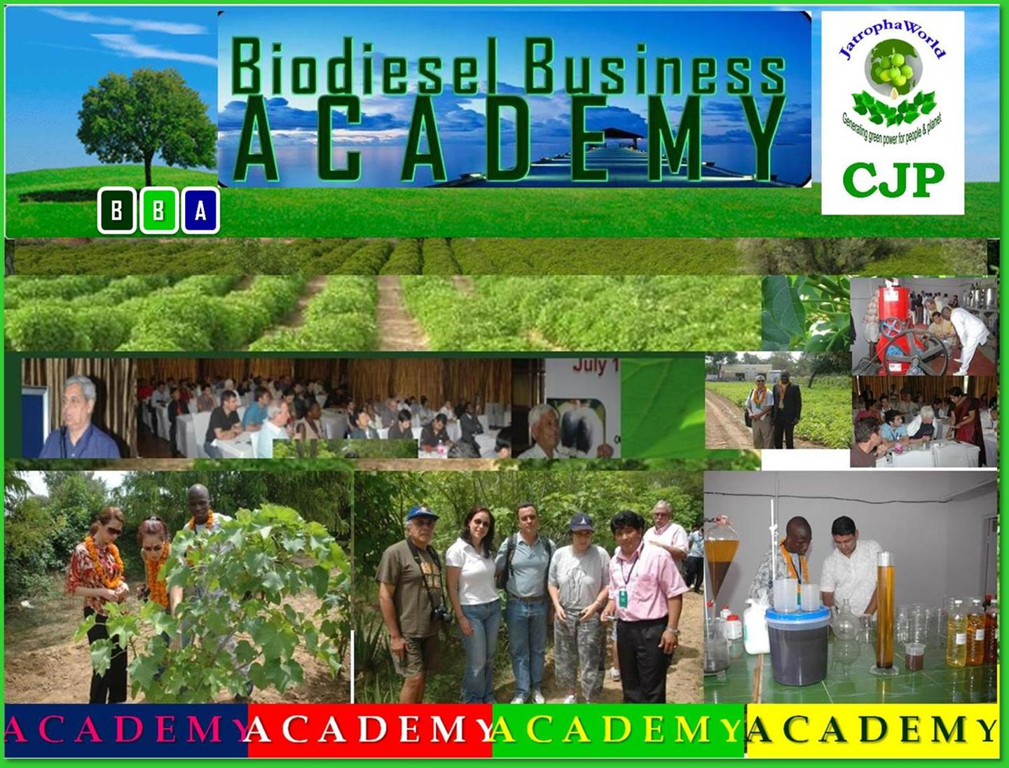 Biodiesel Business Academy