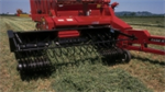 Case IH - Model FHX300 - Pull-Type Harvester