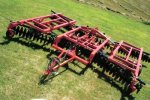 Sunflower - Model 1212 Series - Disc Harrows