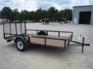 Texas Bragg - Model 6X12LD - Utility With Gate