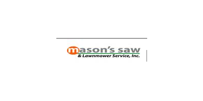 Masons Saw and Lawnmower Service, Inc.