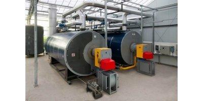 Hot Water Radiant Heat Unit