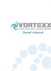 Vortexx - VX10101D - Pressure Washers Brochure