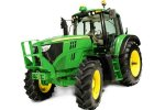 John Deere - Model 6140M - Row-Crop Tractors