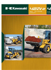 Kawasaki - 42 ZV-2 - Articulated Wheel Loaders - Brochure