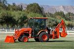 Kubota - Model B Series - 4WD Tractor