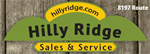 Hilly Ridge Sales & Services