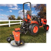 DR Power - 3-Point Hitch Trimmers Mowers