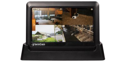farmCam - Interference Free Camera System