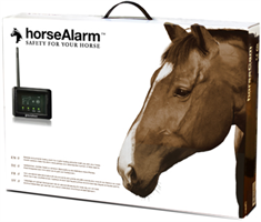 horseAlarm - Horse Monitoring Alarm with Double Alarm Sensors