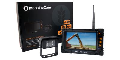 machineCam - Professional Wireless Camera System