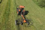 kubota - Model RA1035 Series - Rotary Rakes