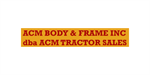 ACM Tractors Sales Inc