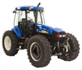 New Holland  - Model TV6070 - Bidirectional Tractor