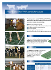 Prärie - Plastic Flooring for Calves Brochure