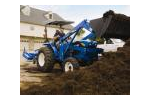 New Holland - Model T1510 - Economy Compact Tractor