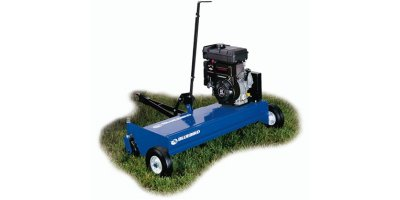 BlueBird - Model D110 - Towable Comber  Power Rakes
