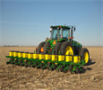 John Deere - Model 1700 - Rigid Integral Planter