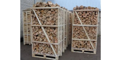 Fresh Firewood Traditional Heating