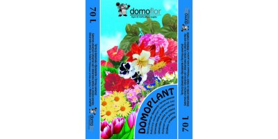 DOMOPLANT - Hobby Growing Substrate - South Wet Climate