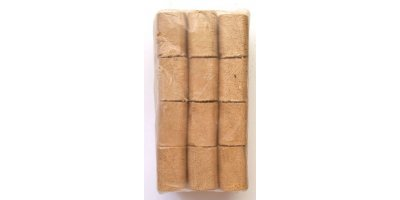 RUF Wood Briquettes in 10 kg Bags