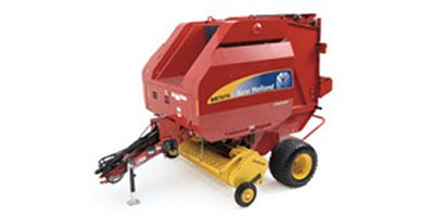 New Holland Agriculture - Model BR7000 Series - Roll-Belt Round Balers