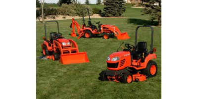 Kubota - Model BX-Series - Compact Utility Tractor