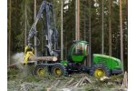 John Deere - Model 1470E - Forestry Harvester