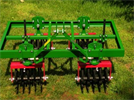 Model NH - Non-Hydraulic Cultivator