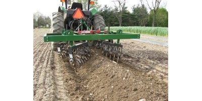 Model CS - Two Channels Cultivator