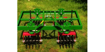 Hillside - Model NH - Non Hydraulic Cultivator