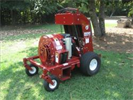 Brown - Model BVZ4000 - Commercial-Grade Ride-On Blower