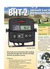 BHT-2 - Model 07160 - Baler-Mounted Hay Moisture Tester Brochure