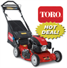Toro - Model 20381 - Self Propel Super Recycler Push Mower