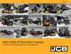 JCB - Model 150T - Skid Steer Loaders - Brochure
