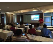 USSEC conducts cage aquaculture production cost management seminar in the Philippines