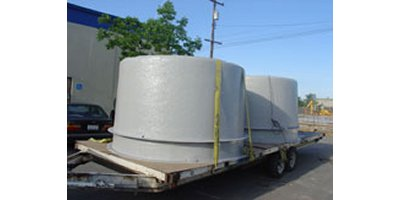Aquaculture Circular Tanks