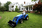 LS  - Model J2020H - Sub-Compact Tractor
