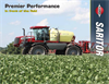 Hardi - Saritor - Self-Propelled Sprayer Brochure