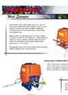 Munckhof - Weed Sprayers Datasheet