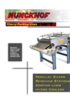 Hydraulic Cluster Separation Machine Brochure