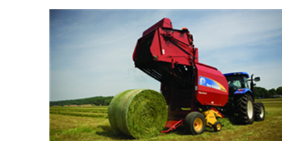 New Holland - Round Balers