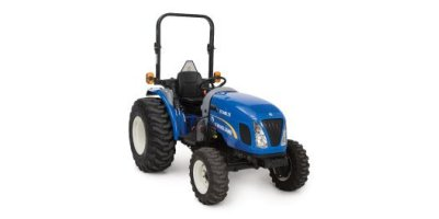 New Holland - Compact Tractors