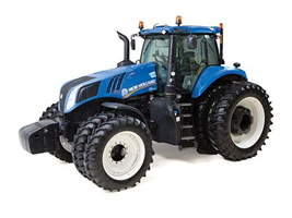 New Holland - Model T8.320 - Agricultural Tractors