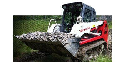 Takeuchi - Model TL240 - Compact Track Loaders
