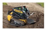 New Holland - Model C232 - Compact Track Loader