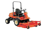 Kubota - Model F2680E 2WD - Front Mount Mower