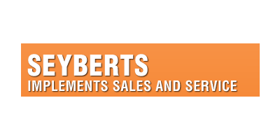 Seyberts Implement sales and service