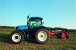 New Holland - Model T6 Series - Mid Range Tractor